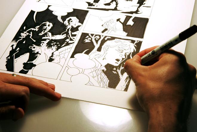 Жителей Нижегородского района познакомят с историей отечественных комиксов/Fotobank