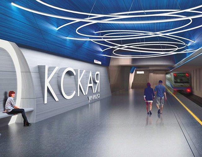 Станцию метро «Окская» планируется достроить в декабре/mos.ru