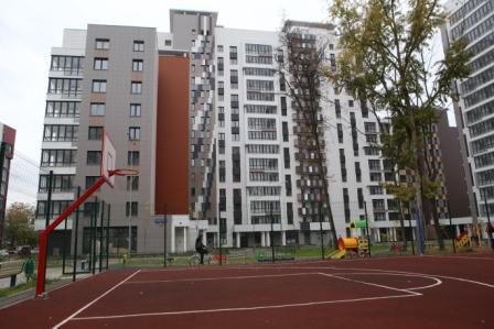 В ЮВАО утвердили еще две площадки для строительства домов по программе реновации/Ярослав Чингаев, архив газеты «Юго-Восточный курьер»