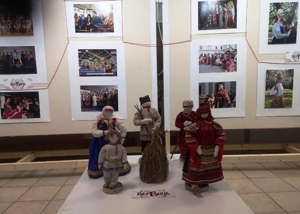 Выставка «Нить времен» открылась в МПГУ в Нижегородском районе/mpgu.su